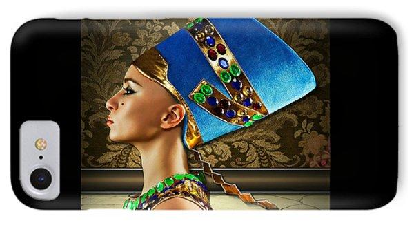 Nefertiti IPhone Case