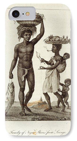 Negro Slaves IPhone Case by British Library