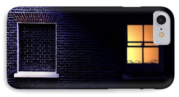 IPhone Case featuring the photograph Neighbours by Richard Piper