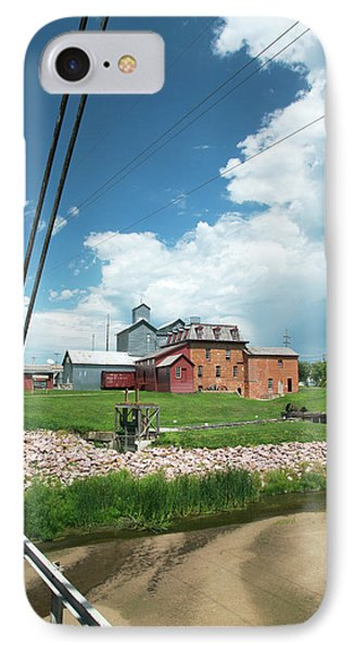 Neligh Mill IPhone Case by Jim West