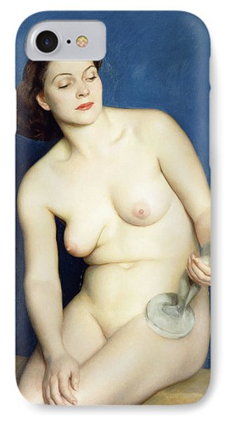 Nellie And Phryne IPhone Case