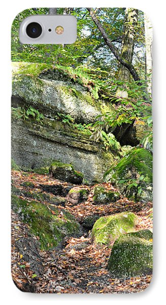 IPhone Case featuring the photograph Nelson-kennedy Ledges by Lila Fisher-Wenzel