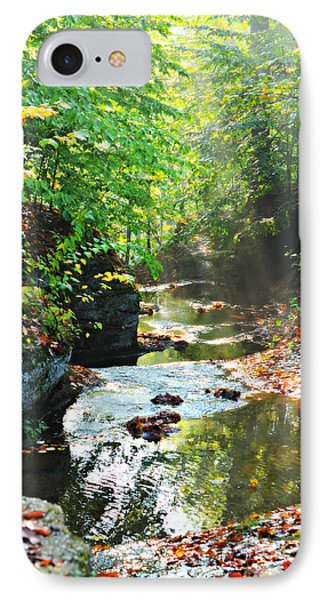 Nelson Ledges IPhone Case