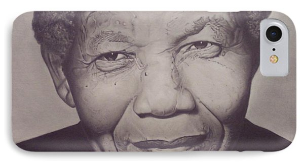 Nelson Mandela IPhone Case