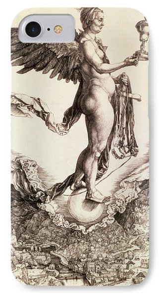 Nemesis Phone Case by Albrecht Durer
