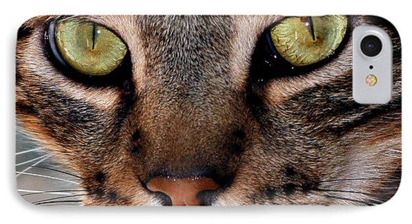 I See You IPhone Case by Jennifer Muller