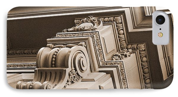 Neo-classical Architecture IPhone Case