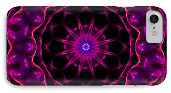 Neon Magic IPhone Case