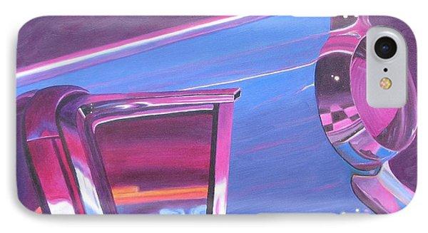 Neon Reflections IIi IPhone Case