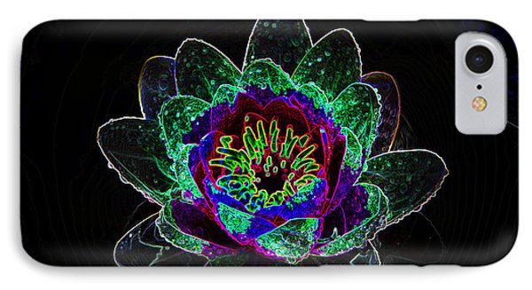 Neonflower IPhone Case
