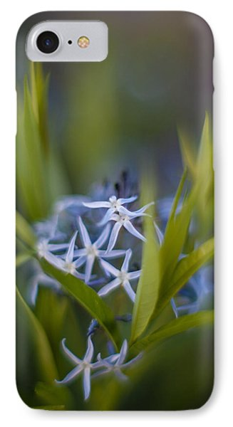 Nest Of Blue Stars IPhone Case by Mike Reid