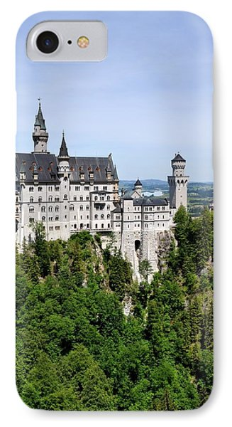 IPhone Case featuring the photograph Neuschwanstein Castle by Rick Frost