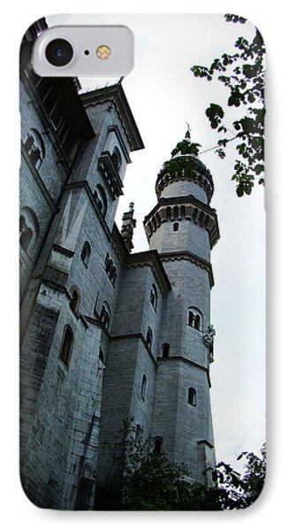 Neuschwanstein Castle IPhone Case by Zinvolle Art