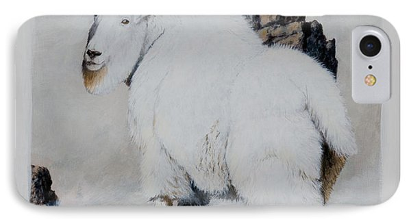 Nevada Rocky Mountain Goat IPhone Case