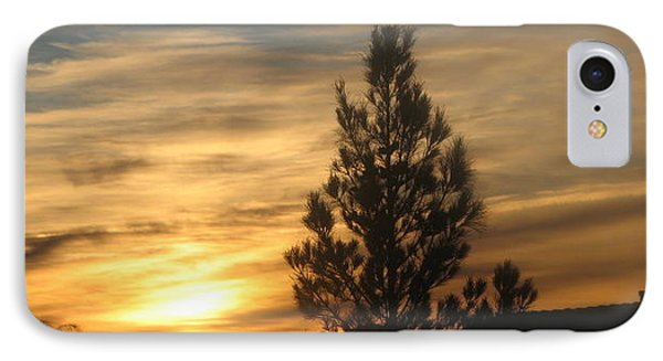 IPhone Case featuring the photograph Nevada Sunset by John Glass