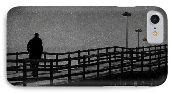 Never Goodbye IPhone Case by Paulo Abrantes