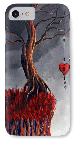 Never Letting Go IPhone Case by Shawna Erback