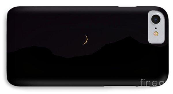 Never Summer Range Moonset Phone Case by Jon Burch Photography