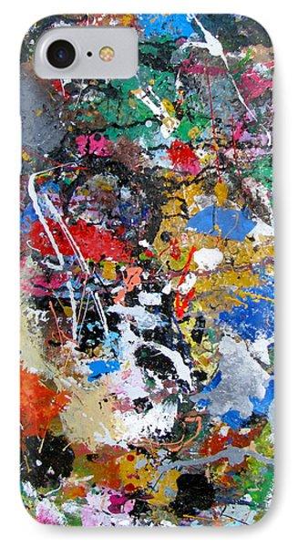 New Abstract Phone Case by Melinda Saminski