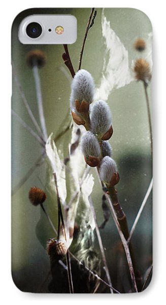 IPhone Case featuring the photograph New Beginnings And Fairytales by Rebecca Sherman