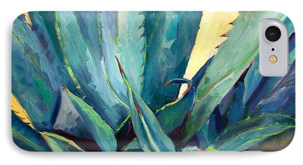 New Blue Agave IPhone Case