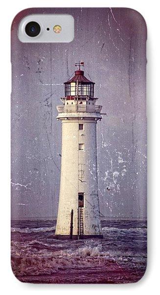 New Brighton Lighthouse IPhone Case