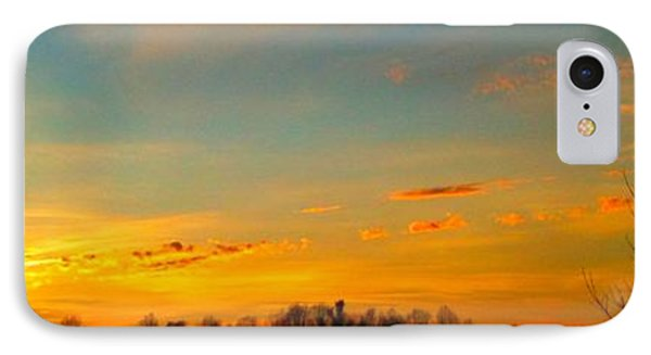 IPhone Case featuring the photograph New Day by Linda Bailey