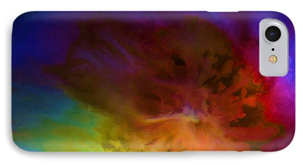 IPhone Case featuring the painting New Day by Steven Richardson