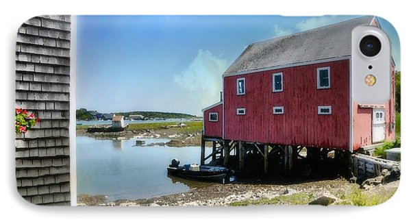 New England's  Maine IPhone Case by Diana Angstadt