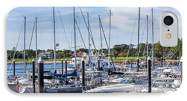 New Hampshire Marina IPhone Case