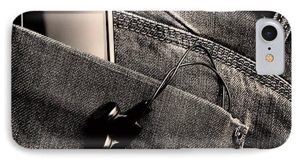 New Jeans Generation IPhone Case by Sinisa Botas