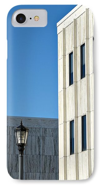 IPhone Case featuring the photograph New Jersey State Library And Museum by Steven Richman