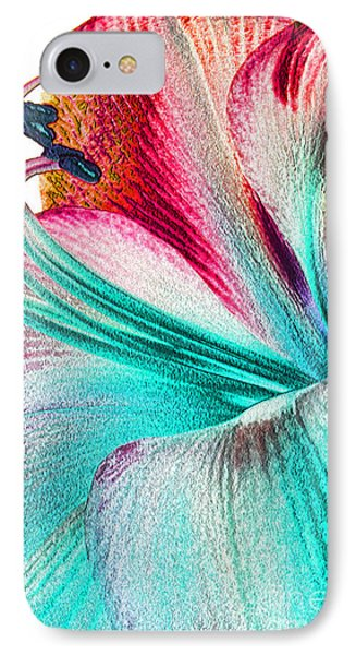 IPhone Case featuring the digital art New Kid In Town by Margie Chapman