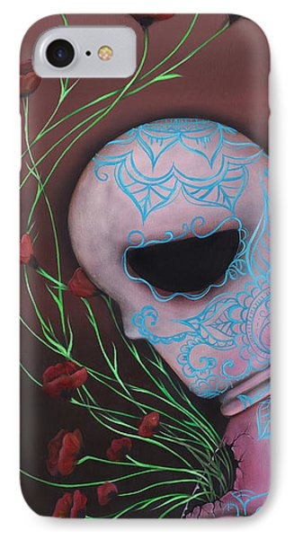 New Life IPhone Case by Abril Andrade Griffith