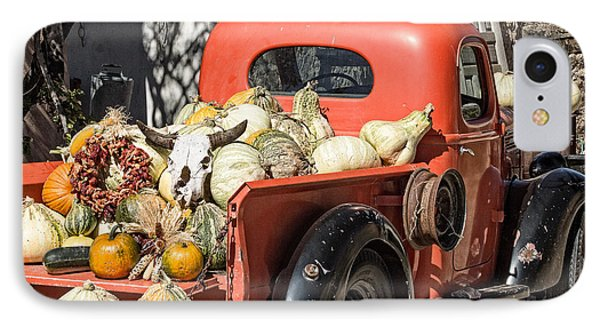 New Mexico Fall Harvest Truck IPhone Case