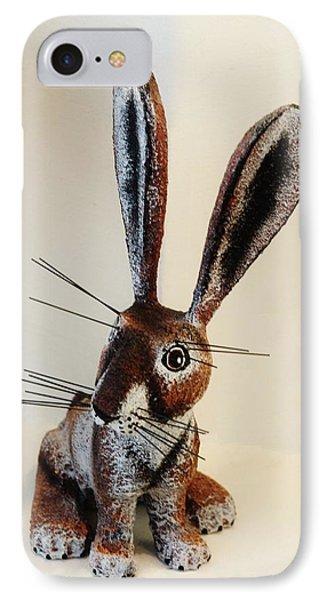New Mexico Rabbit O IPhone Case