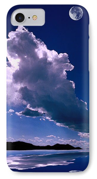 New Mexico Sky Phone Case by Jerry McElroy