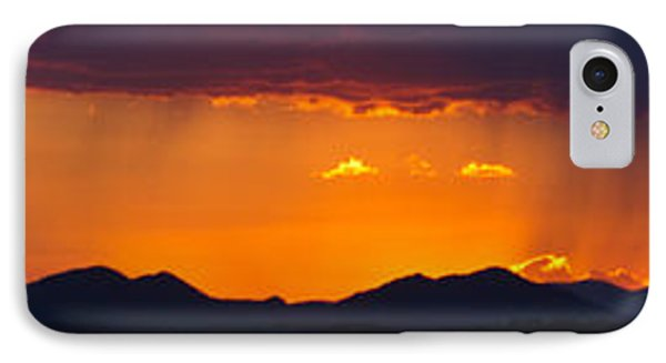 New Mexico Sunset IPhone Case