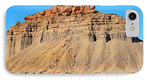 New Mexico Topography IPhone Case