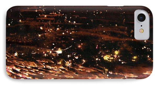 New Moon Sea Stars IPhone Case by Christine Ricker Brandt
