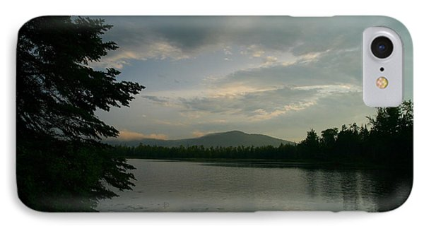 New Morning On Lake Umbagog  IPhone Case by Neal Eslinger