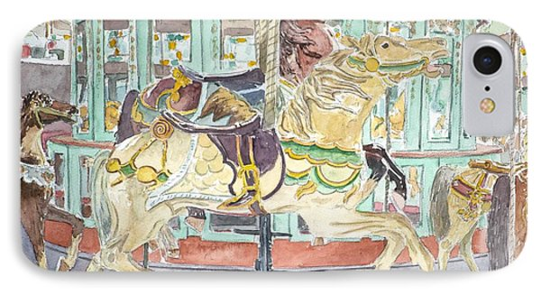 New Orleans Carousel IPhone Case by Anthony Butera