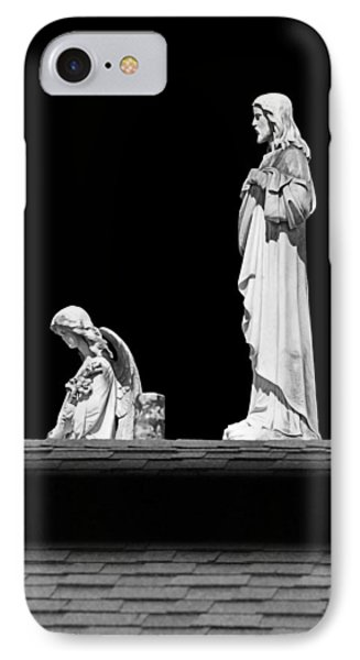 New Orleans Cemeteries Worth A Stop Phone Case by Christine Till