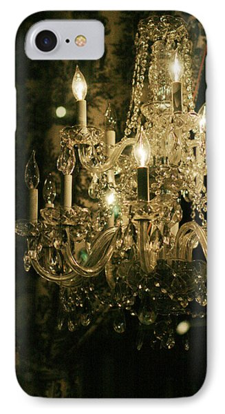 IPhone Case featuring the photograph New Orleans Chandelier by Heather Green