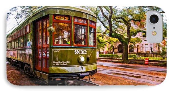 New Orleans Classique Oil Phone Case by Steve Harrington