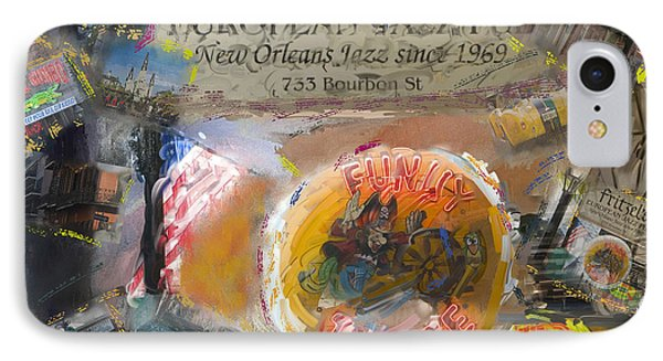 New Orleans Collage IPhone Case