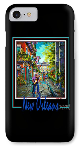 New Orleans Phone Case by Dianne Parks