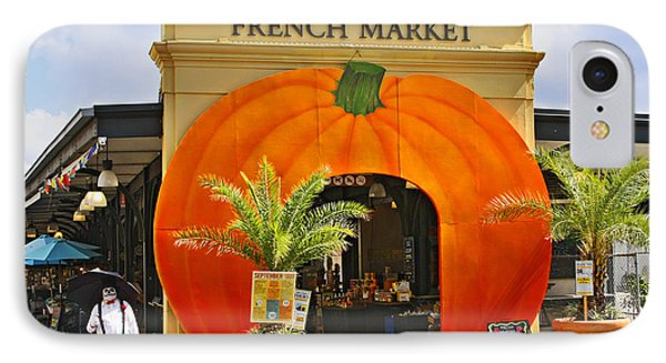 New Orleans French Market IPhone Case by Christine Till