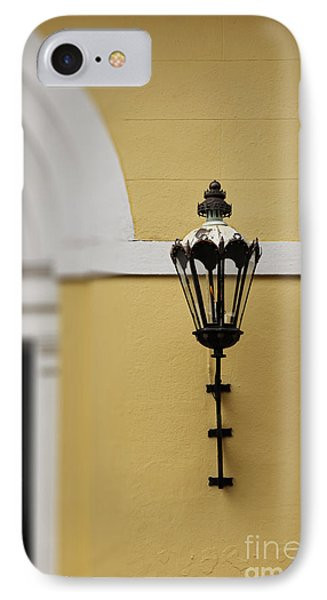 New Orleans Lantern IPhone Case by Heather Green