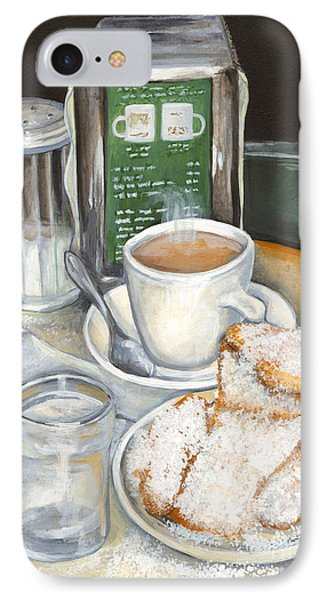 New Orleans Night Treat IPhone Case by Elaine Hodges